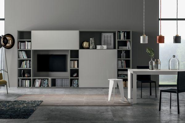 Dallagnese Italian tv wall unit designs