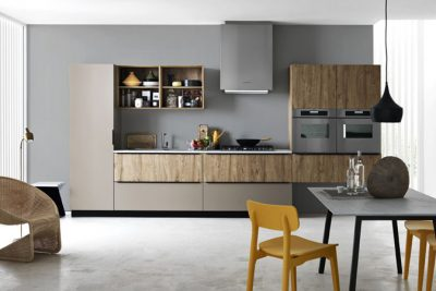 Ever young and dynamic: The Ariel kitchen model is renewed