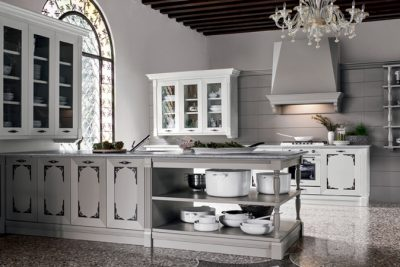 A New Italian Shining Star: The Etoile Kitchen Design