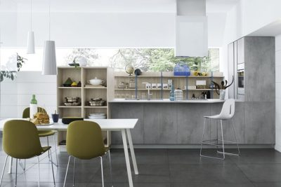 Mila: The new urban-chic style in the Kitchen