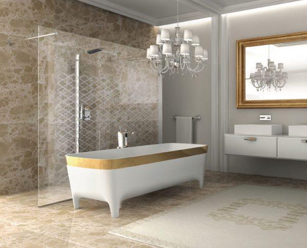Teuco-Accademia-Bathtub Free standing